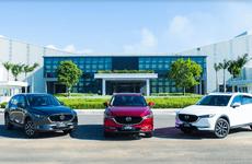 Loạt xe Mazda có màu sơn mới, giá tăng cao nhất 8 triệu đồng