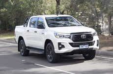 Toyota Hilux bán chạy số 1 Đông Nam Á 9 tháng đầu năm 2018