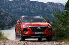 10 lựa chọn thay thế hoàn hảo cho Hyundai Santa Fe 2019