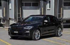 Dahler độ BMW X4 cường hóa mã lực