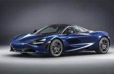 Chiêm ngưỡng bản độ siêu xe McLaren 720S có 1-0-2 trên thế giới