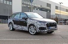 Audi Q7 2020 facelift sẽ có 3 màn hình điều khiển giống Audi Q8 mới