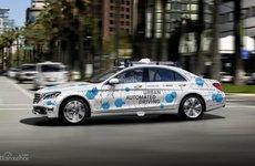 Daimler và Bosch chạy thử xe tự lái tại thung lũng Silicon vào năm 2019