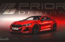 Prior Design tung kit độ BMW 8 Series 2019 cực chất