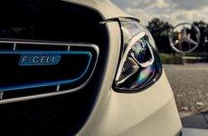 Mercedes-Benz trình làng xe chạy nhiên liệu hydro nhưng không bán