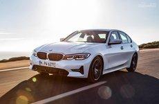 Xe hybrid BMW 330e 2019 ra mắt với phạm vi hoạt động dài hơn