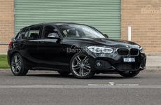 BMW 1-Series 2019 118d và 120i bị khai tử vào năm 2019
