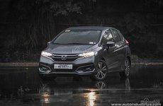 Honda Jazz 2020 sẽ có động cơ tăng áp 1 lít?