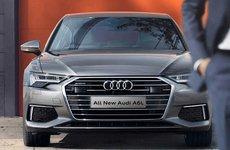 Audi A6L 2019 trình làng tại Trung Quốc