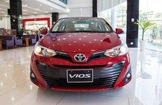 Toyota là hãng dẫn đầu top 10 thương hiệu ô tô bán chạy nhất thế giới