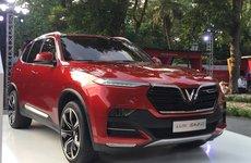 Giá lăn bánh xe VinFast LUX SA2.0 mới nhất tại Việt Nam