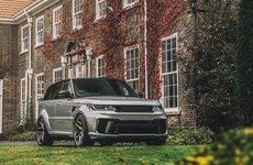 Range Rover Sport SVR 2019 cực chất khi qua tay hãng độ Kahn Design