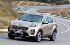 10 mẫu xe nổi bật có thể thay thế Kia Sportage 2019