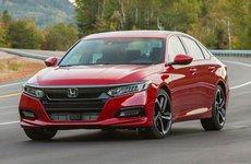 9 xe sedan phiên bản 2019 tốt nhất giá dưới 25.000 USD: Có Honda Accord