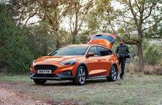 Ford Focus Active Wagon 2019 chính thức ra mắt tại Châu Âu