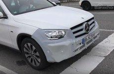 Lộ nội thất của Mercedes GLC-Class facelift