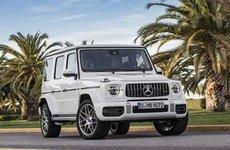 10 mẫu xe Mercedes đời 2019 được mong đợi nhất: Có Mercedes-AMG G63