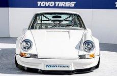 Porsche 911 cổ chuyển hóa thành xe điện nhờ tích hợp động cơ Tesla