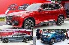 Nhìn nhanh giá lăn bánh 3 mẫu xe VinFast vừa ra mắt thị trường Việt Nam