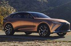 Lexus lên kế hoạch phát triển siêu xe gầm cao, đối đầu Lamborghini Urus