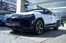 Chiếc Lamborghini Urus thứ 3 vừa cập bến Campuchia có gì đặc biệt?