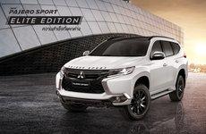 Mitsubishi Pajero Sport Elite Edition công bố giá bán, từ 970 triệu đồng