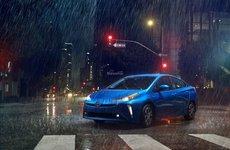 [L.A 2018] Toyota Prius 2019 cập nhật bổ sung bản AWD