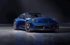 Porsche 911 tiết lộ hình ảnh chính thức dù chưa ra mắt