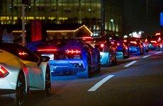 Toàn cảnh lễ hội Lamborghini 'trăm xe tụ hội' tại Nhật Bản
