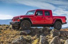 [Los Angeles 2018] Jeep Gladiator 2020 chính là người anh em bán tải của Jeep Wrangler