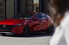 Xem ảnh Mazda 3 2019 thế hệ mới vừa ra mắt, chờ ngày về Việt Nam