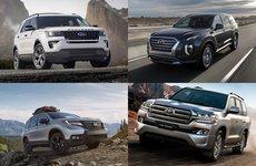 Những SUV 7 chỗ cỡ lớn tốt nhất năm 2019