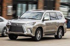 Đánh giá xe Lexus LX 570 2019 bản 7 chỗ tại Việt Nam