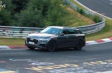 Audi SQ8 TDI lộ diện cùng động cơ dầu diesel V8