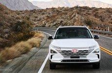 SUV Kia Sorento chạy pin nhiên liệu sẽ trở thành hiện thực?