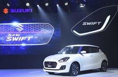 Giá lăn bánh xe Suzuki Swift 2019 tại Việt Nam