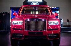 SUV Rolls-Royce Cullinan chốt giá 23 tỷ đồng tại Thái Lan