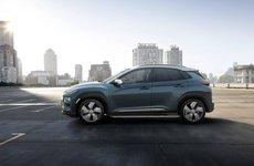 Ô tô điện Hyundai Kona EV tính nhầm phạm vi hoạt động