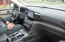 Lộ ảnh nội thất Ford Explorer 2020, xịn nhất phân khúc