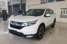 Honda CR-V tăng 10 triệu đồng ở tất cả phiên bản