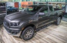 Ford Ranger 2019 công bố mức tiết kiệm nhiên liệu