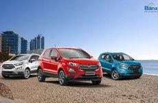 Ford Ecosport - Từ kẻ đi khai phá phân khúc mới đến ngày trở thành 'cựu vương'