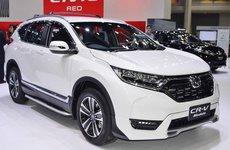 Sẽ có 100 xe Honda CR-V phiên bản đặc biệt tại Việt Nam