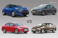 Sau xả kho cuối năm, Nissan, Suzuki và Toyota 'nhích' giá xe vào tháng 1/2019