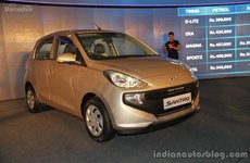 Xế hộp giá rẻ Hyundai Santro công bố lượng đặt hàng khổng lồ