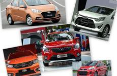 Top 5 mẫu xe ô tô cỡ nhỏ hạng A đáng mua nhất năm 2019: VinFast Fadil sẵn sàng!