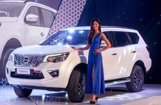 Nissan Terra 2019 chính thức chốt giá 3 phiên bản, cao nhất 1,226 tỷ đồng