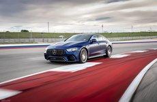 Mercedes-AMG GT 2019 công bố giá 136.500 USD tại Mỹ