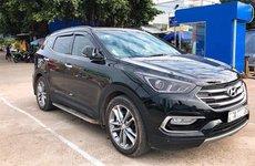 Hyundai SantaFe đời 2018 rao bán với mức giá hơn 1,2 tỷ đồng