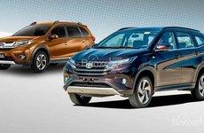 Tầm giá 700 triệu, chọn Toyota Rush 2019 hay Honda BR-V 2019?